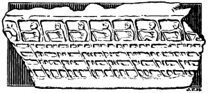 """AthenianWarship 400BC"" by Wells, H. G. - The outline of history, being a plain history of life and mankind. New York: The Macmillan. Licensed under PD-US via Wikipedia"