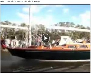 85 Foot Mast